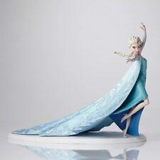 Walt Disney Archives Collection Frozen Elsa Maquette New