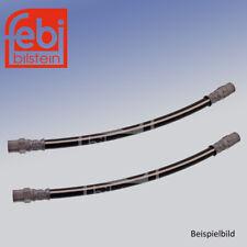 2x FEBI 01181 Bremsschlauch HA rechts links für AUDI