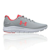 Under Armour Mens Surge 2 Running Shoes Trainers Sneakers Grey Sports Breathable