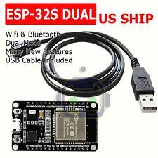 ESP-32S ESP32 NodeMCU Development Board 2.4GHz WIFI+Bluetooth Dual Mode