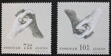 Europa, integration stamps, Faroe Islands, 2006, 2 stamp set, MNH