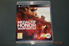 Medal of Honor Warfighter PS3 Playstation 3 **FREE UK POSTAGE**