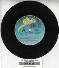 """CHER The Shoop Shoop Song (It's In His Kiss) 7"""" 45 record + juke box title strip"""
