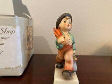 hummel figurine merry wanderer