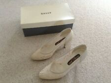 Roland Cartier Lace Ivory Wedding Shoes