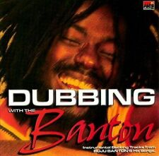 "Buju Banton ""Dubbing with the Banton"" (Reggae Collectables) SEALED BRAND NEW CD"