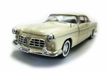 1955 CHRYSLER C300 HARD TOP 1/24 SCALE DIECAST CAR BY MOTOR MAX 73302AC/YL