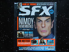 SFX Magazine #260 - Nimoy Remembered ( June 2015 )