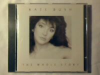 KATE BUSH The whole story cd ITALY COME NUOVO LIKE NEW!!!