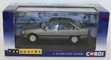 Vanguards 1/43 Scale VA14000 - Vauxhall Carlton MK2 2.0 CDX - Smoke Grey