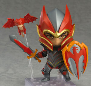 NEW Official Dota 2 Dragon Knight Nendoroid Action Figure #615 Good Smile Co