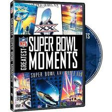 NFL - Greatest Super Bowl Moments, New DVD, Jim Brosall,
