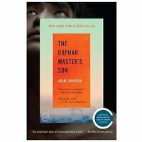 The Orphan Master's Son: A Novel (Pulitzer Prize for Fiction), Johnson, Adam,081
