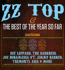 Classic Rock Magazine ZZ Top & The Best Of The Year So Far (CD 2012)
