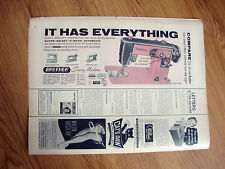 1957 Brother Sewing Machines Ad