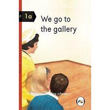 We Go to the Gallery-Miriam Elia
