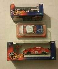 Dale Earnhardt Sr Winners Circle 1/24 Lot of 3 NASCAR diecast Rare cars NEW