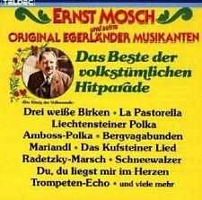 """ERNST MOSCH """"DAS BESTE..."""" CD NEUWARE"""
