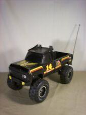 Vintage 70's #14 Tonka 4x4 Racing Rally Pickup Truck MR 970  Black Bird Metal