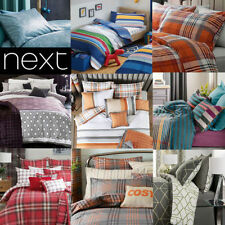 Polycotton Checked NEXT Bedding Sets & Duvet Covers