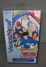 Jackie Chan Adventures - VideoNow - 3 Disc Pack *New/Sealed*
