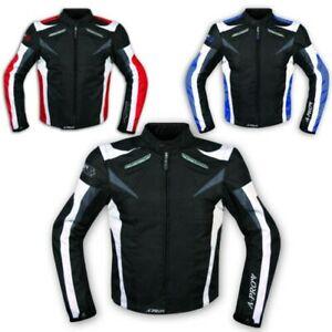 Veste en Cuir Moto Femme Protections Ce Rembourrage Thermique Féminin Lady