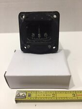 Aircraft / Helicopter Magnetic Compass. Airpath AQU-3/A. 5 Volt Light