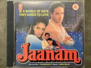 Jaanam - Bollywood Music CD