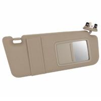 HYUNDAI Genuine OEM Sonata Sun Visor 06-08 Beige Cloth Electric Right Side 85202-3K000QD
