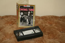 Fred Astaire and Ginger Rogers Swing Time VHS Tape