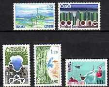 France 1976 Yvert n° 1863 à 1866 neuf ** 1er choix