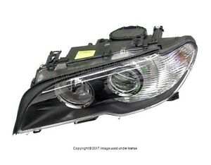 For BMW E46 330Ci Driver Left Halogen Headlight Assembly OEM 63 12 7 165 907