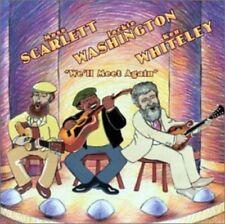 Jackie Washington and Ken Whiteley Mose Scarlett - Well Meet Again [CD]