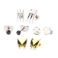 Marvel Wolverine Stud Earrings Pack