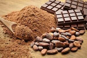 100g Dried Pure Cocoa Beans ( Organic ) Natural Cocoa Beans 100%