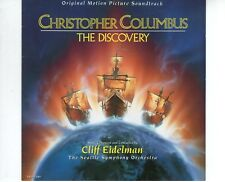 CD CLIFF EIDELMAN	the discovery	EX+ (A2524)
