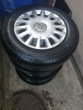 14 inch continental tyres on wheels