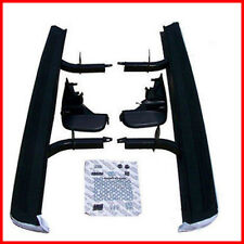 For 03-12 Range Rover Running Board Kit Set Foot Side Step Rail Bar SUV Aluminum