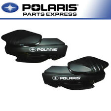 POLARIS BLACK HAND GUARDS SCRAMBLER SPORTSMAN 2876846 NEW OEM