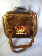 HARD ROCK CAFÉ PIN COLLECTORS BAG SACRAMENTO ~ Capital city coolness VINTAGE