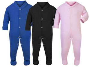 Baby Sleepsuits - Premature in 3 colours