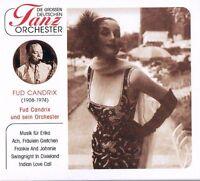 """DIE GROSSEN DEUTSCHEN TANZORCHESTER """"Fud Candrix & sein Orchester""""  Neu & OVP ♫♫"""