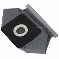 Vacuum Cloth Cleaner Bag 00013 Gray Filter Dust Bag For Horizontal 3/5cm Hole