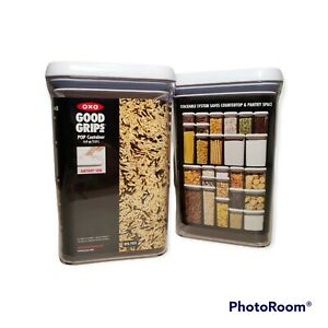 OXO 4 Quart Food Storage Pop Containers