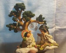 """Enesco Friends of the Feather #550515 """"Catch Dreams Big and Small"""""""