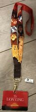 Disneyland Paris LANIERE / LANYARD ROI LION / Lion King