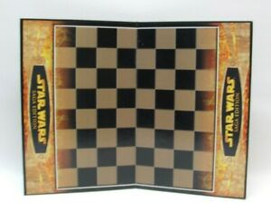 Star Wars Saga Edition 2004 Chess Replacement Game Board 42453