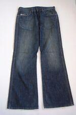 Diesel Ravix Jeans Hose Blau Stonewashed W33 L32