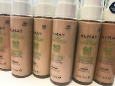 ALMAY Clear Complexion 4 in 1 Blemish Eraser Foundation CHOOSE COLOUR 30mL
