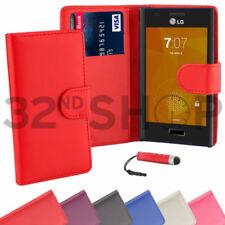 Cover e custodie rossi modello Per LG Optimus L7 P700 per cellulari e palmari per LG